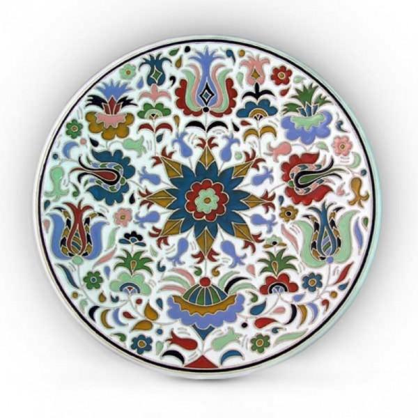 Декоративное блюдо - Imayeci (Защитник)