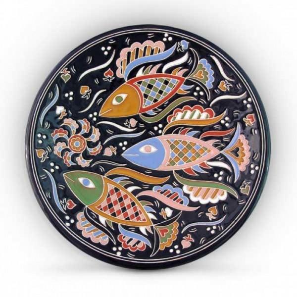Декоративное блюдо - Iqbal (Благополучие)
