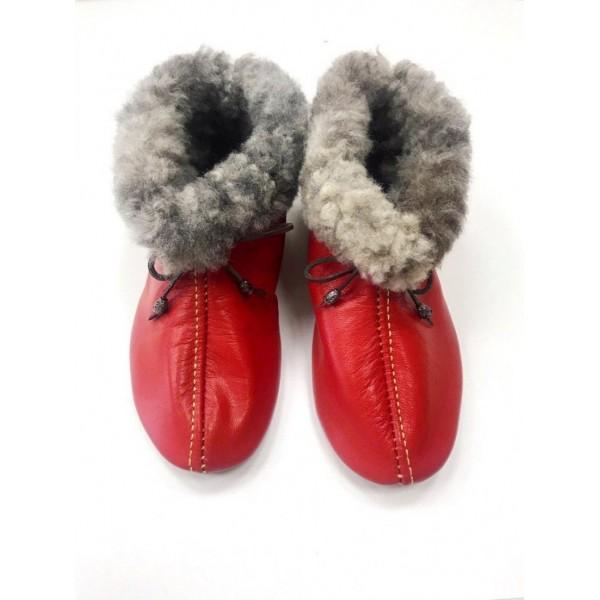 Кожаная обувь взрослая