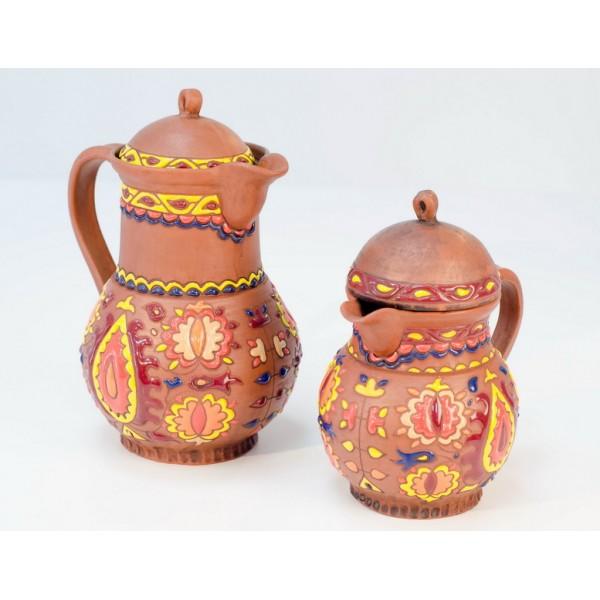 Керамический кувшин от Марины Курукчи